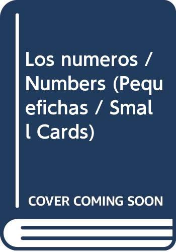 9788466211345: Los numeros / Numbers (Pequefichas / Small Cards) (Spanish Edition)