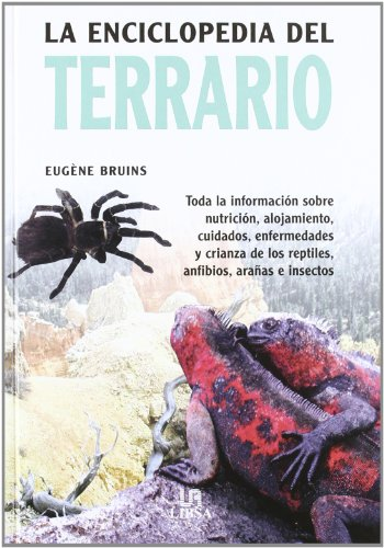 9788466211529: La Enciclopedia del Terrario / Encyclopedia of Terrarium (Spanish Edition)