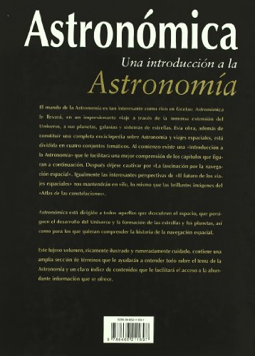 Astronomica / Astronomical: Una Introduccion a La: Editorial Libsa Sa