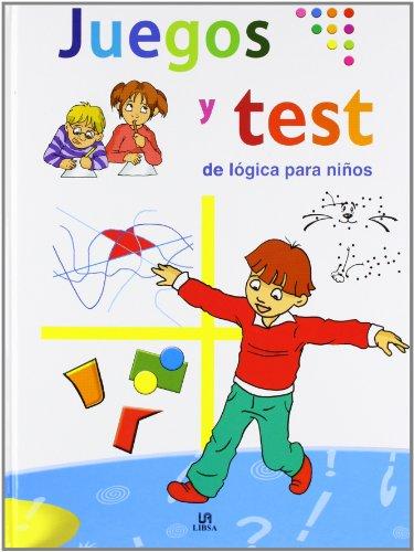 Juegos y test de logica para ninos/: Vivas, Araceli Fernandez