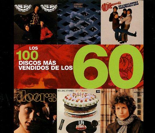 9788466211925: Los 100 Discos Mas Vendidos De Los 60/the 100 Most Sold Albums of the 60s (Spanish Edition)