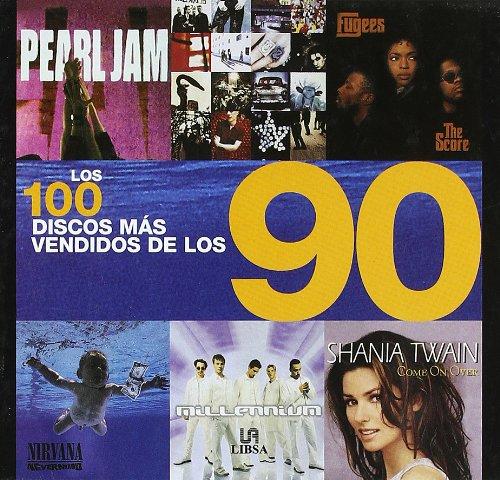 Los 100 Discos Mas Vendidos De Los