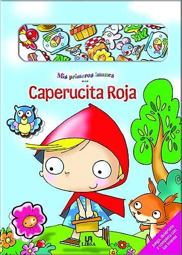9788466211963: Caperucita Roja (Mis Pimeros Imanes)