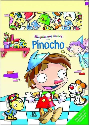 9788466211987: Pinocho (Mis Pimeros Imanes)