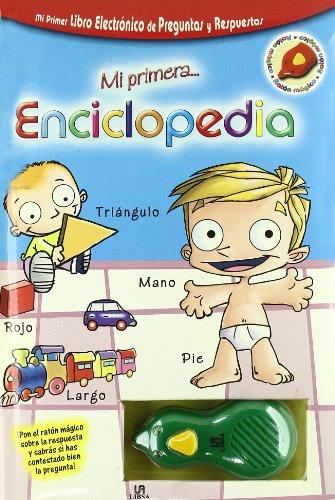 9788466212366: Mi Primera Enciclopedia/My First Encyclopedia (Raton Magico / Magic Mouse) (Spanish Edition)