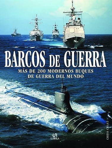 9788466212526: Barcos de Guerra (Spanish Edition)
