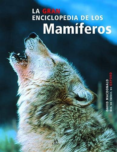 9788466212816: La Gran Enciclopedia de los Mamíferos (Grandes Obras)