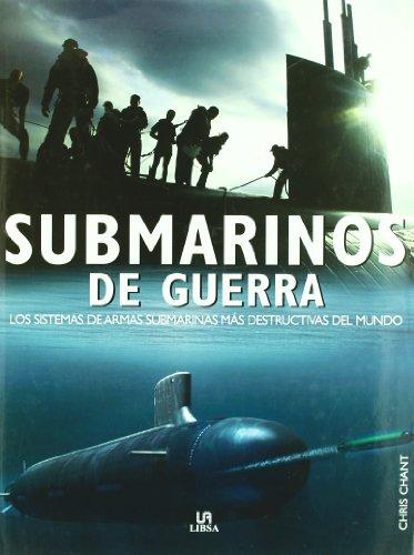 9788466213103: Submarinos de Guerra