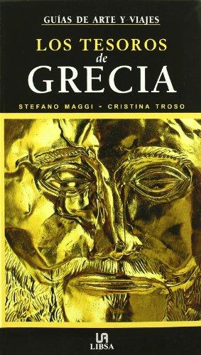 9788466213363: Los Tesoros de Grecia (Guías de Arte)