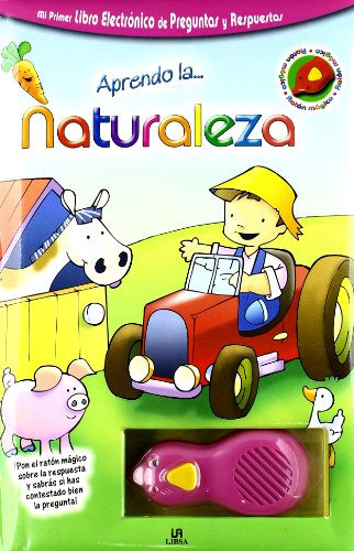 9788466214568: Aprendo la naturaleza/ I Learn About Nature (Raton Magico/ Magic Mouse) (Spanish Edition)