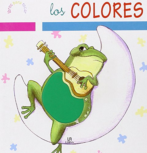 9788466214711: Los colores / The Colors (Libros para tocar / Books to Touch) (Spanish Edition)
