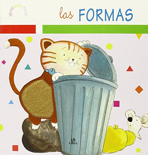 9788466214735: Las formas / The Shapes (Libros Para Tocar / Books to Touch) (Spanish Edition)
