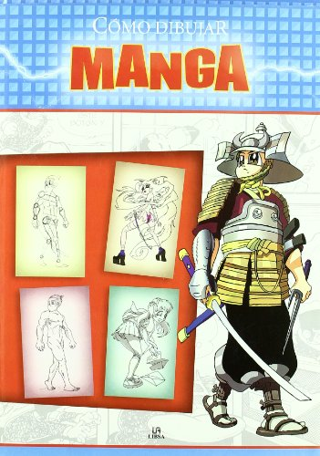 9788466214827: Como dibujar manga/ How to Draw Manga (Spanish Edition)