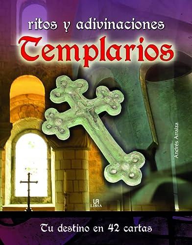 Ritos y adivinaciones templarios/ Rituals and Templar Riddles (Spanish Edition): Andres ...
