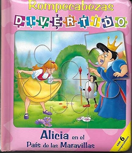 9788466215046: ALICIA EN EL PAIS DE LAS MARAVILLAS
