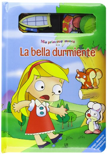 9788466215794: La bella durmiente / Sleeping Beauty (Mis primeros imanes / My first magnets) (Spanish Edition)