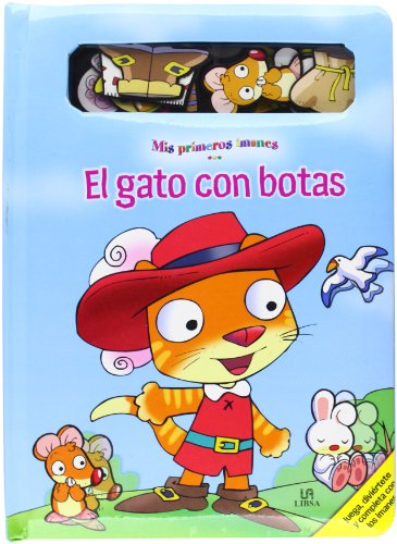 9788466215817: El gato con botas / Puss in Boots (Mis Primeros Imanes / My First Magnets) (Spanish Edition)