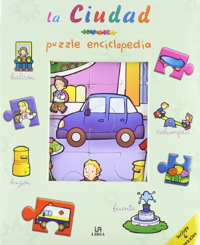 9788466216210: La Ciudad (Puzzle Enciclopedia)
