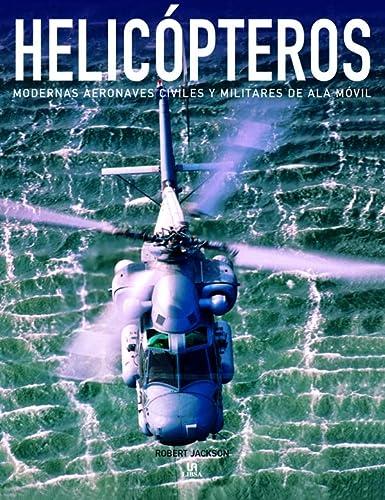 HELICOPTEROS. MODERNAS AERONAVALES CIVIL