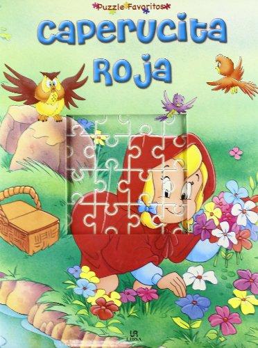 9788466217651: Caperucita roja/ Little Red Riding Hood (Puzzle favoritos/ Favorite Puzzles) (Spanish Edition)
