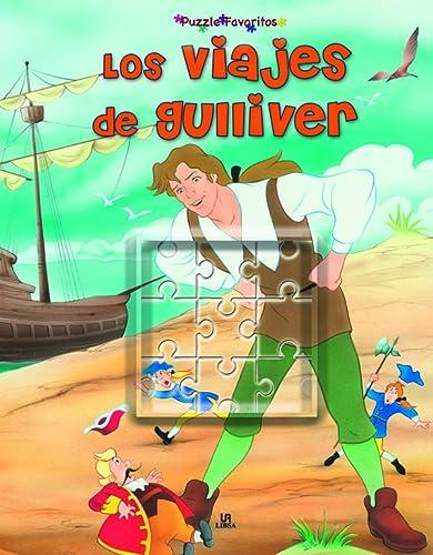 Los viajes de Gulliver/ Gulliver's Travels (Puzzle: Equipo Editorial