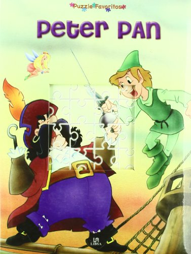 9788466217736: Peter Pan (Puzzle Favoritos / Favorite Puzzle) (Spanish Edition)