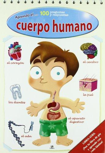 9788466218306: Aprendo el cuerpo humano/ I Learn about The Human Body (Spanish Edition)