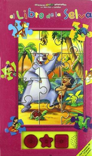 9788466218542: El libro de la Selva (Clasicos Animados (libsa))