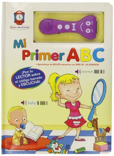 9788466218955: Mi primer ABC / My First ABC: Aprendizaje de Ingles interactivo con mas de 120 sonidos / Learning English with over 120 Interactive Sounds (Curso De Ingles / English Course) (Spanish Edition)