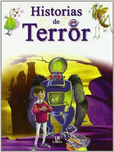 9788466219808: Historias de Terror (Joyas y Tesoros)
