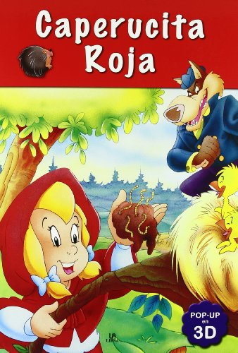 9788466220149: Caperucita roja / The Little Red Riding Hood (Spanish Edition)