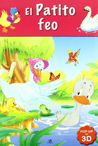 9788466220170: El Patito Feo (Pop-up en 3D)