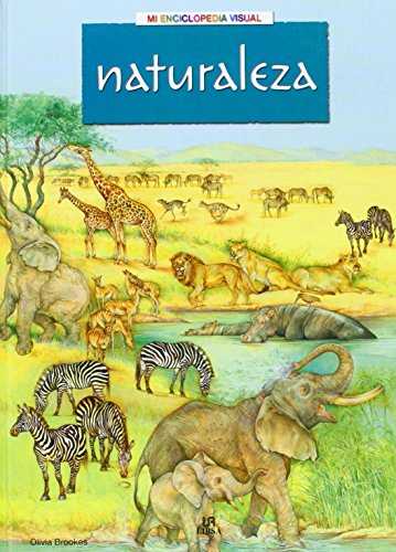9788466220453: Naturaleza / Nature (Mi Enciclopedia Visual / My Visual Encyclopedia) (Spanish Edition)