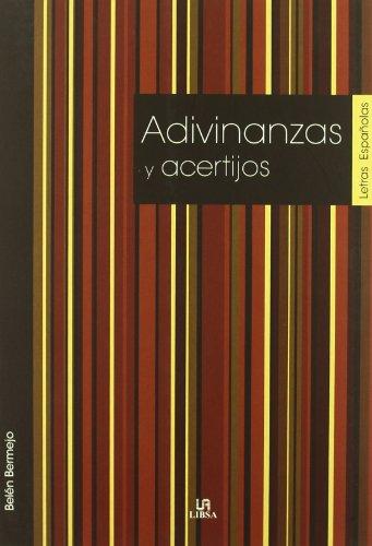 9788466220736: Adivinanzas y acertijos/ Riddles and Puzzles (Spanish Edition)