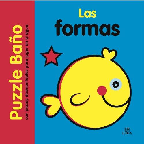 9788466221399: Las Formas (Puzzle Baño)