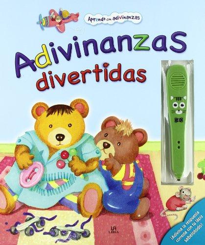 Adivinanzas Divertidas (Aprendo con Adivinanzas): Equipo Editorial