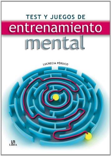 Test y juegos de entrenamiento mental /: Persico, Lucrecia