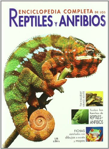 9788466223034: Enciclopedia completa de los reptiles y anfibios / The New Encyclopedia of Reptiles and Amphibians (Spanish Edition)