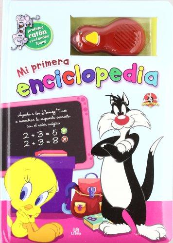 9788466223164: Mi Primera Enciclopedia (Profesor Ratón y los Looney Tunes)
