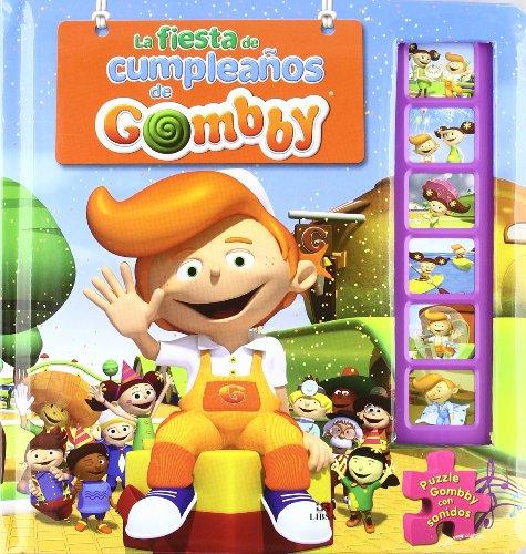 9788466223362: La Fiesta de Cumpleaños de Gombby (Puzzle Gombby con Sonidos)