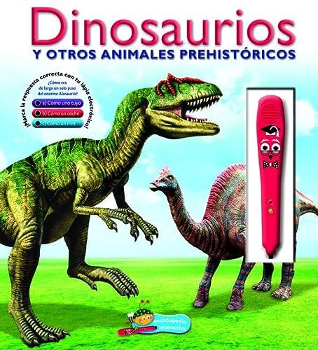 9788466223645: Dinosaurios y otros Animales Prehistóricos (Enciclopedia Interactiva)