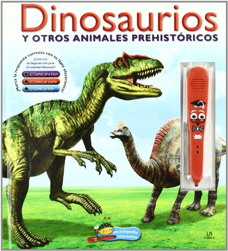 9788466223645: Dinosaurios y otros animales prehistoricos / The Dinosaurs (Spanish Edition)