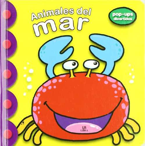 9788466223744: Animales del mar / Sea Animals (Pop-Ups Divertidos) (Spanish Edition)