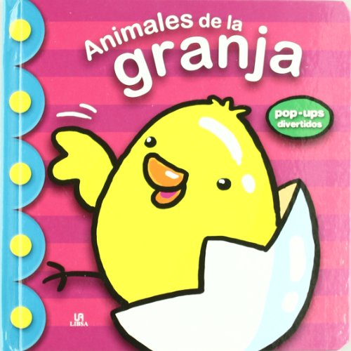 9788466223751: Animales de la Granja (Pop-Ups Divertidos)