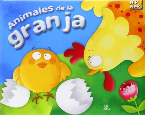 9788466223799: Animales de la granja / Farm animals (Spanish Edition)