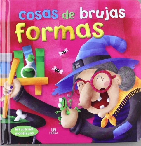 9788466223836: Cosas de brujas / Things of witches: Formas / Shapes (Spanish Edition)