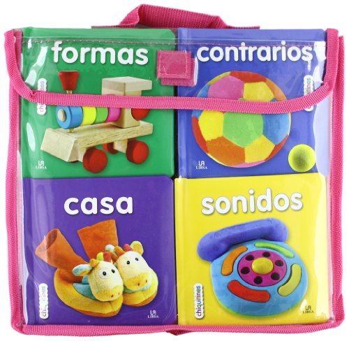 9788466224178: Mi primer pack chiquitines I / My First Pack Little Ones II (Spanish Edition)