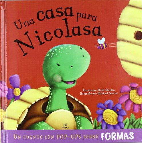 9788466224314: UNA CASA PARA NICOLASA POP-UPS