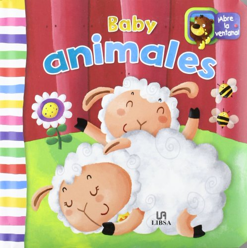 9788466225151: Baby animales / Baby animals (Spanish Edition)