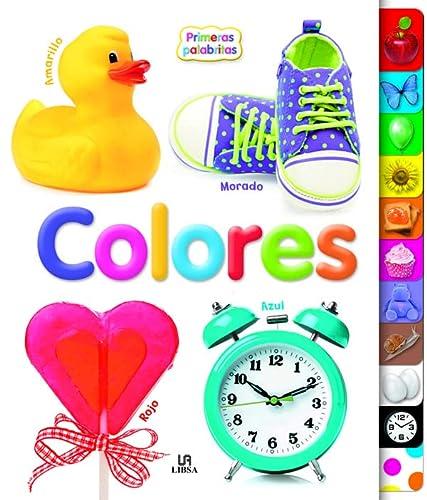 9788466225311: Colores (Primeras Palabritas)
